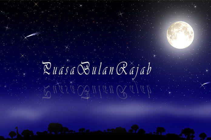 Rajab Bulan Mulia